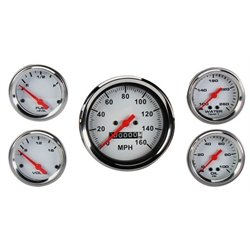 Gauges and Instrumentation